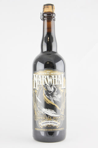 Sierra Nevada Narwhal Barrel-Aged Imperial Stout 750 ml