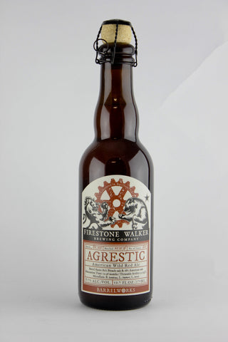 Firestone Walker Agrestic American Wild Red Ale 375 ml