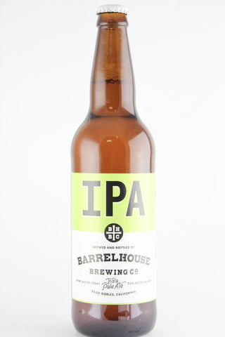 Barrelhouse IPA 22 oz
