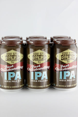 Kern River Just Outstanding IPA 12 oz Six Pack Cans