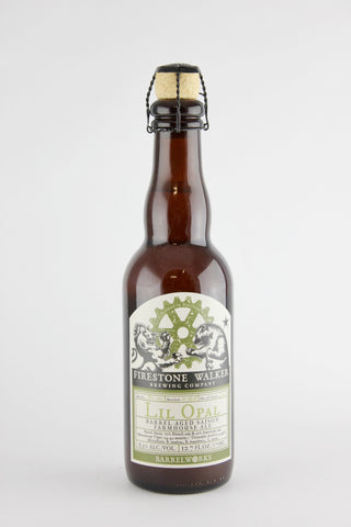 Firestone Walker Lil Opal Barrel-Aged Saison Farmhouse Ale  375 ml