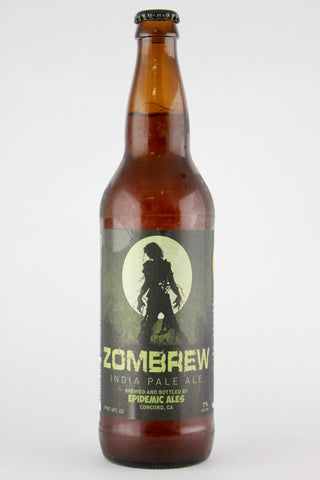 Epidemic Ales Zombrew Imperial IPA 22 oz