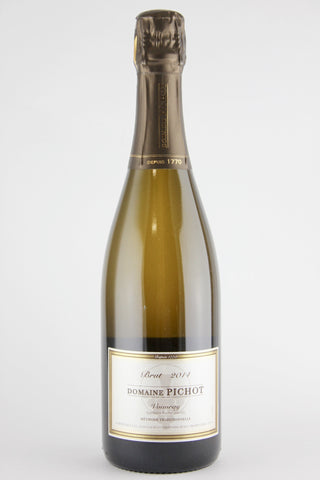 Domaine Pichot 2014 Brut Vouvray Sparkling Wine