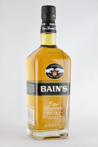 Bourbon rye blackwell 39 s wines spirits for Bain s cape mountain whisky