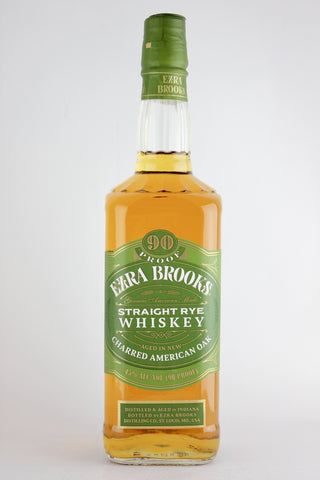 Ezra Brooks Rye Whiskey