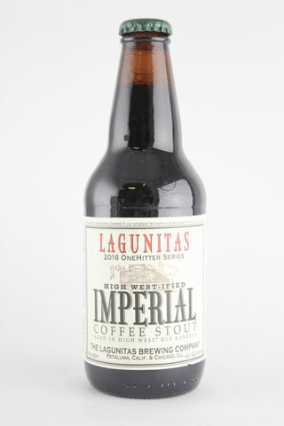 Lagunitas 2016 High West-ified Imperial Coffee Stout 12 oz