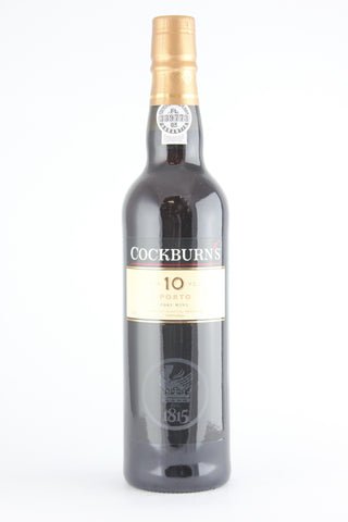 Cockburn's 10 Year Old Tawny Port 500 ml