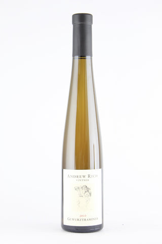 Andrew Rich 2013 Gewurztraminer 17% RS From Frozen Grapes 375 ml