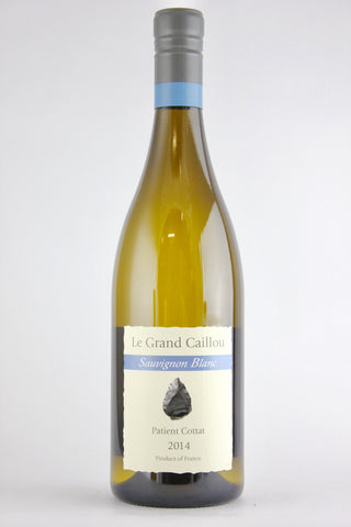 Le Grand Caillou 2014 Sauvignon Blanc by Patient Cottat