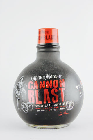 Captain Morgan Cannon Blast Spiced Rum 750 ml