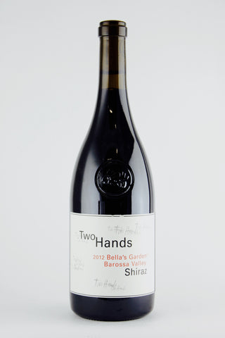 Two Hands 2012 Bella's Garden Shiraz Barossa Valley