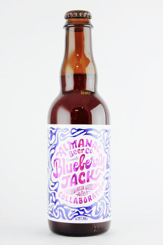 Almanac/Stillwater Blueberry Jack Sour Ale 375 ml