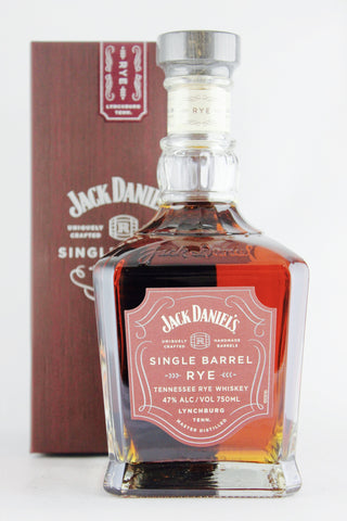 Jack Daniel's Single Barrel Rye Whiskey 94 Proof