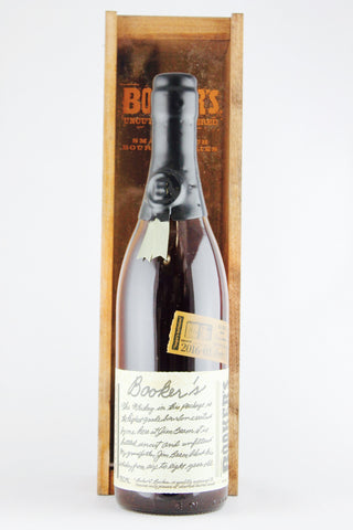 "Booker's Bourbon 2016-03 ""Toogie's Invitation"" 129 Proof"