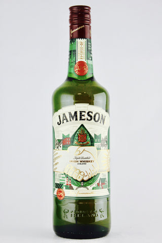 Jameson 2017 Limited Edition St Patrick's Day Irish Whiskey