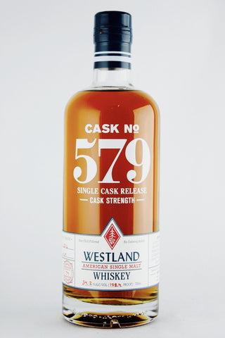 Westland American Single Malt Whiskey Cask Strength