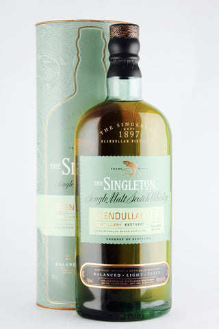 Singleton 12 Year Old  Whisky of Glendullan Scotch Whisky