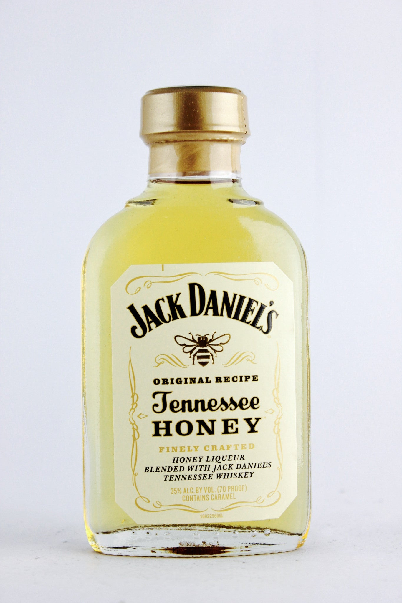 How much is a bottle of jack daniels honey whiskey cost