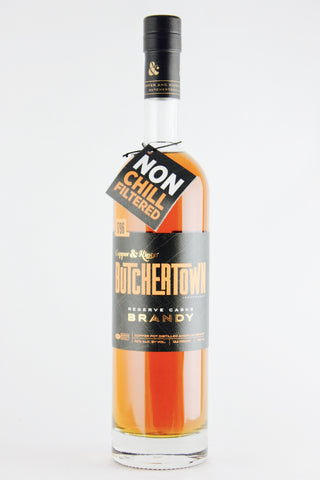 Copper & Kings Butchertown Brandy 124 Proof