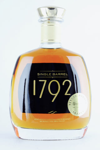 1792 Blackwell's Single Barrel Bourbon Whiskey