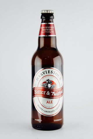 Harviestoun Bitter & Twisted Ale 500 ml