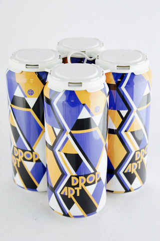 "Modern Times ""Drop Art""  16 oz Cans Four Pack"
