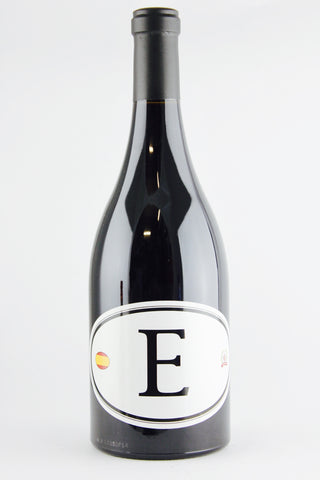 Locations E-4 Red Wine from Spain by Dave Phinney