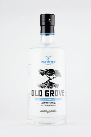 Cutwater Spirits Old Grove California Small Batch Gin