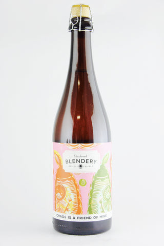 "Beachwood Blendery ""Chaos is a Friend of Mine"" Unblended Lambic Ale 750 ml"