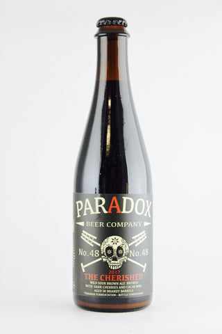 Paradox No. 48 2017 The Cherished Wild Sour Brown Ale with Cherries 500 ml