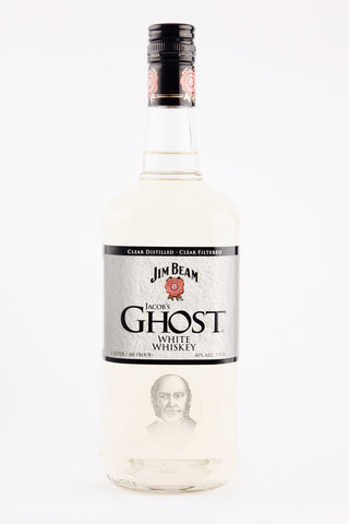 Jim Beam's Jacob's Ghost White Whiskey Litre (1000 ml Bottle)