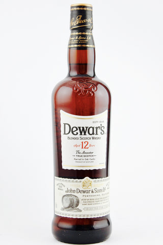 Dewar's Special Reserve 12 Year Old Scotch Whisky
