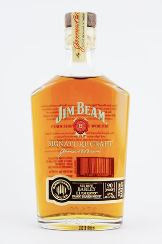 Jim Beam Signature Craft 11 Year Old Bourbon Six Row Barley 375 ml