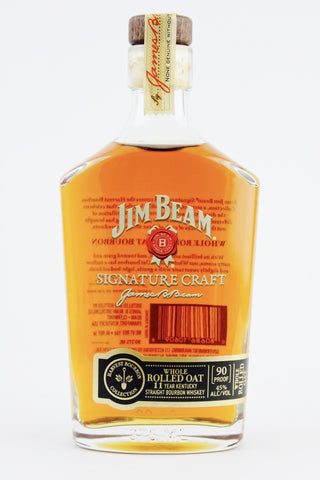 Jim Beam Signature Craft 11 Years Old Bourbon Whole Rolled Oat 375 ml