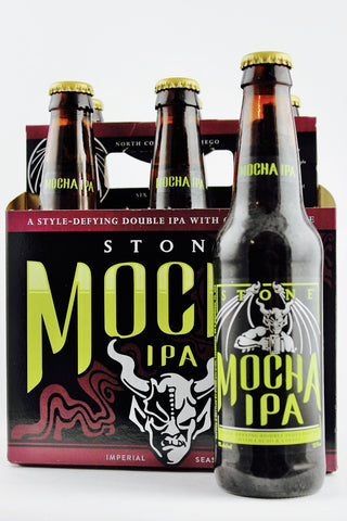Stone Mocha IPA 12 oz Six Pack