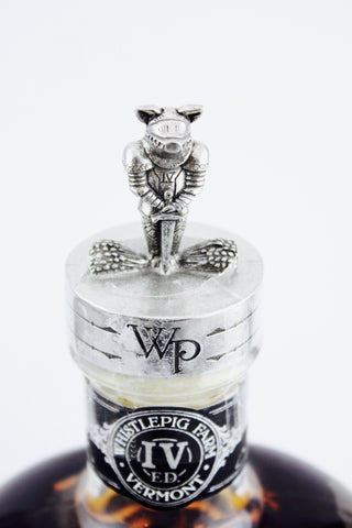 "WhistlePig ""The Black Prince"" The Boss Hog IV Rye Whiskey"