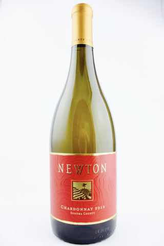 "Newton 2015 Chardonnay Sonoma County ""Red Label"""