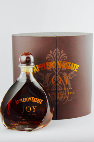 "Appleton Estate 25 Year Old Rare Jamaican Rum ""Joy"" Anniversary Blend"