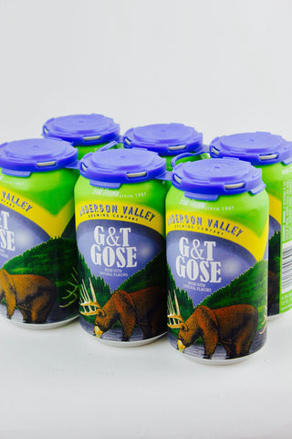 Anderson Valley G&T Gose 12 oz Six Pack