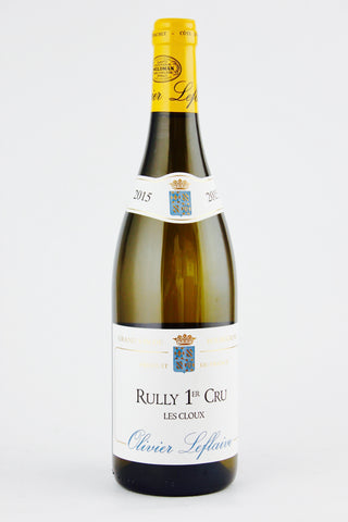 Olivier Leflaive 2015 Rully 1er Cru Les Cloux