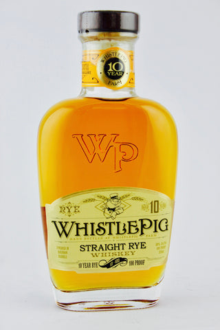 WhistlePig 10 Year Old Rye Whiskey 375 ml