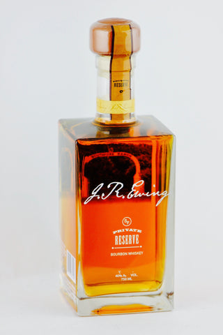 J.R. Ewing Private Reserve Bourbon Whiskey