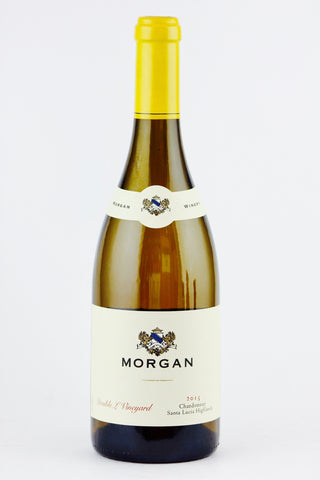 Morgan 2015 Chardonnay  Double L Vineyard