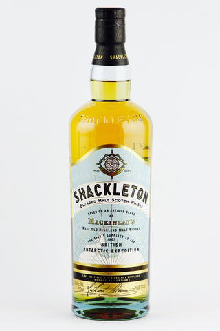 Mackinlay's Shackleton Blended Malt Scotch Whisky