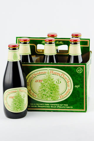 Anchor Christmas Ale Six Packs