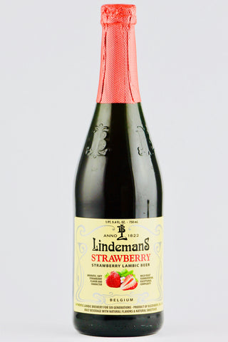 Lindemans Strawberry Lambic Ale 750 ml