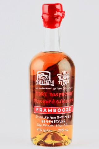 Seven Stills Frambooze Whiskey 375 ml