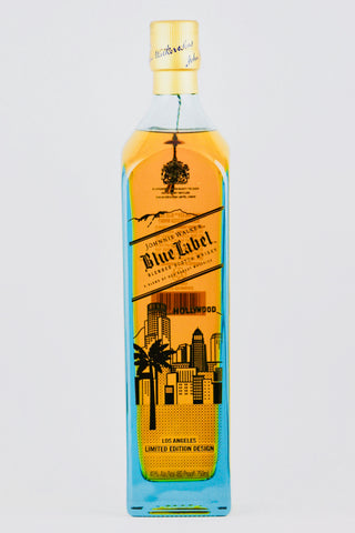Johnnie Walker Blue Label Los Angeles Edition Scotch Whisky