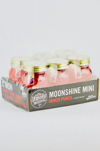 Ole Smoky Hunch Punch Tennessee Moonshine 6 x 50 ml