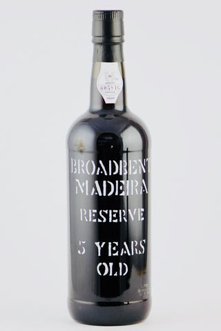 Broadbent 5 Year Old Reserve Madeira